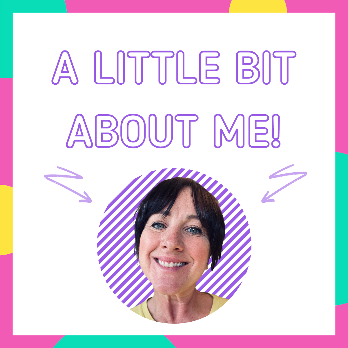 about me - shelley lucas ball